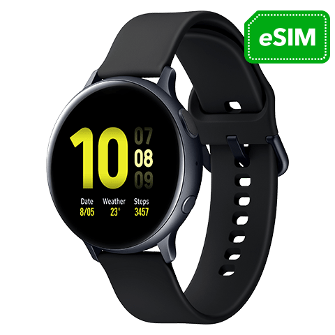Samsung Galaxy Watch Active 2 Aluminum 44mm LTE Aluminium
