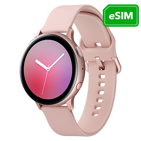 Samsung Galaxy Watch Active 2 44mm LTE Aluminium
