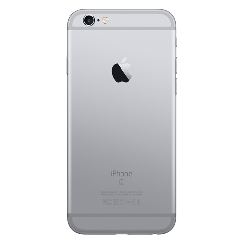 iphone 6 s gray