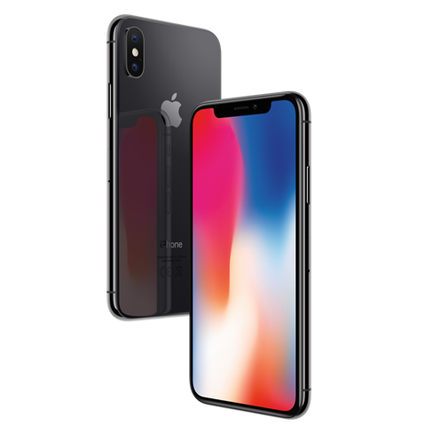 iphone x gray
