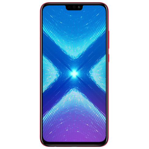 Honor 8X Red | Bite