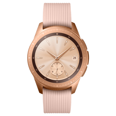Samsung Galaxy Watch 42mm Rose Gold | Bite