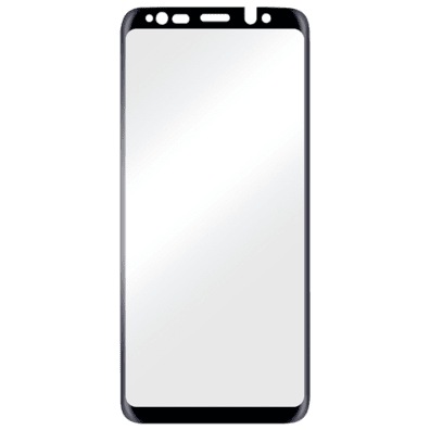 Samsung Galaxy S9 aizsargstikliņš (Displex Real Glass 3D Black) | Bite