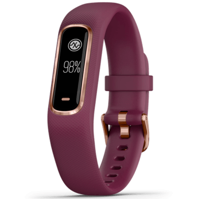 Garmin vivosmart 4 Rose Gold | Bite