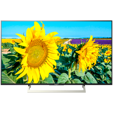 "Sony 49"" LCD 4K TV KD49XF8096BAEP 