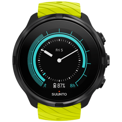 Suunto 9 | Lime | Bite