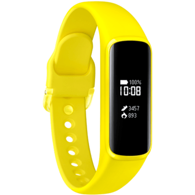 Samsung Galaxy Fit e Wristband | Yellow | Bite
