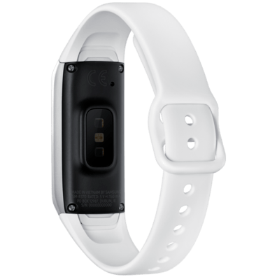 Samsung Galaxy Fit Wristband | Silver | Bite