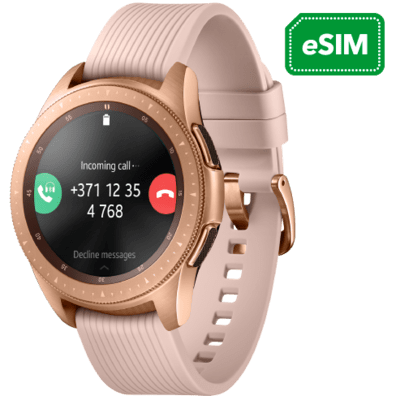 Samsung Galaxy Watch 42mm LTE | Rose Gold | Bite