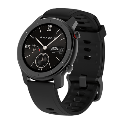 Amazfit GTR 42.6mm | Starry Black | Bite