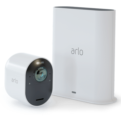 Arlo Ultra 4K UHD Smart Security Camera VMS5140 (1 camera) | Bite