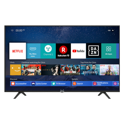 "Hisense 55"" UHD Smart TV B7100 