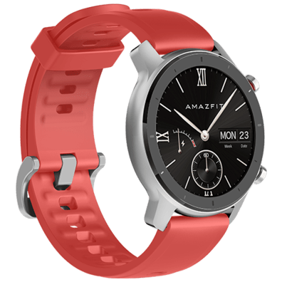 Amazfit GTR 42.6 mm | Red | Bite