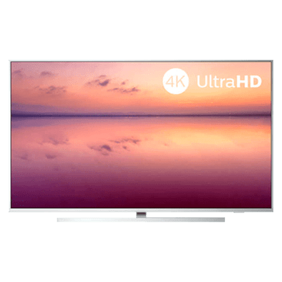 Philips Ambilight 3 TV silver | bite.lv