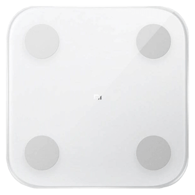 Xiaomi Smart Scale 2 NUN4048GL | White | Bite