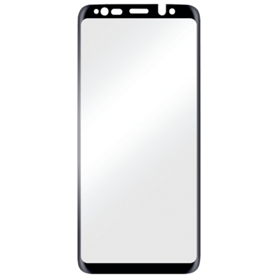 Samsung Galaxy A71 aizsargstikliņš (Displex Real Glass 3D Black) | Bite