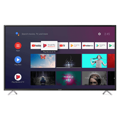 Sharp Android TV LCD 4K UHD 55BL2EA 55"