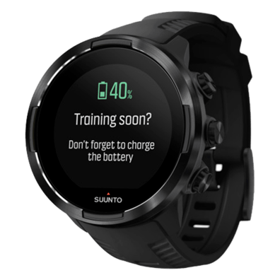 Suunto 9 Baro | Black | Bite