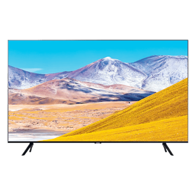 "Samsung 75"" UHD 4K Smart TV TU8072 (UE75TU8072UXXH) 
