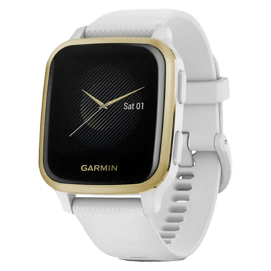 Garmin Venu Sq NFC | White | Bite