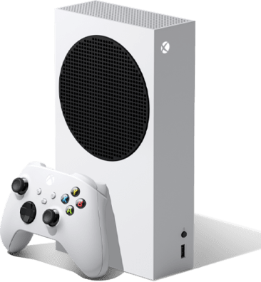 Xbox Series S 512GB | White | Bite