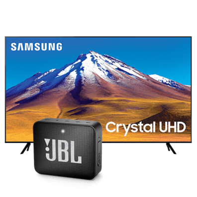 "Samsung 43"" 4K Smart TV TU7092 (UE43TU7092UXXH) 