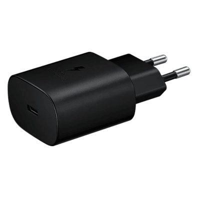 Samsung PD 25W Type-C Wall Charger (with cable) Black Bite