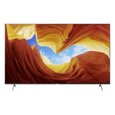 "Sony 85"" 4K Smart TV KD85XH9505BAEP 