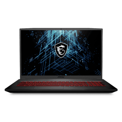 "MSI Thin GF75 17.3"" Black (10UEK-062NL) 