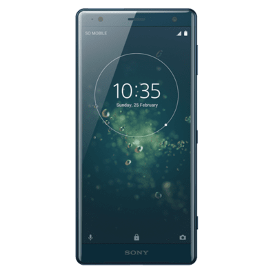 Sony XZ2 Deep Green
