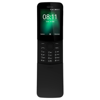 Nokia 8110 4G Black | Bite