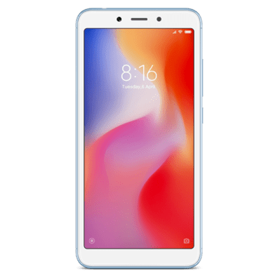 Xiaomi Redmi 6A Blue | Bite