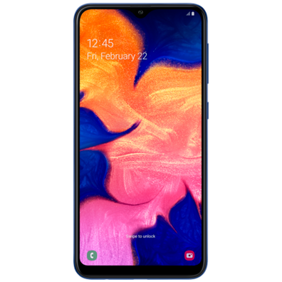 Samsung Galaxy A10 | Blue | Bite