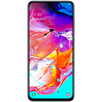 Samsung Galaxy A70 | White | Bite