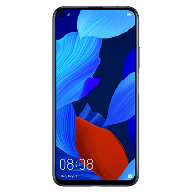 Huawei Nova 5T 128GB DS Black (YAL-L21) | Bite