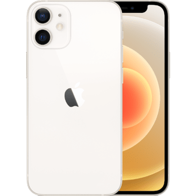 Apple iPhone 12 mini 64 GB | White | Bite