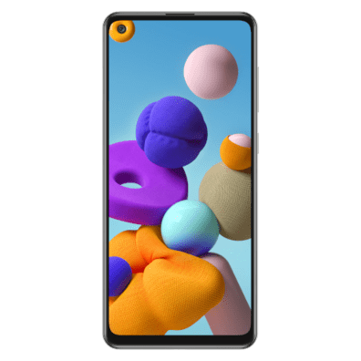 Samsung Galaxy A41 (SM-A415F) | Prism Crush White | Bite