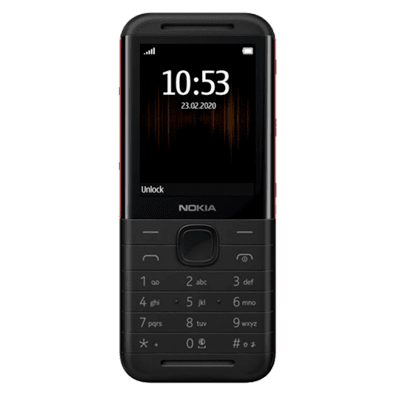 Nokia 5310 DS (2020) TA-1212 Black/Red | Bite