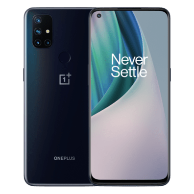 OnePlus Nord N10 5G 128 GB + Bullets Wireless Z | Midnight Ice | Bite